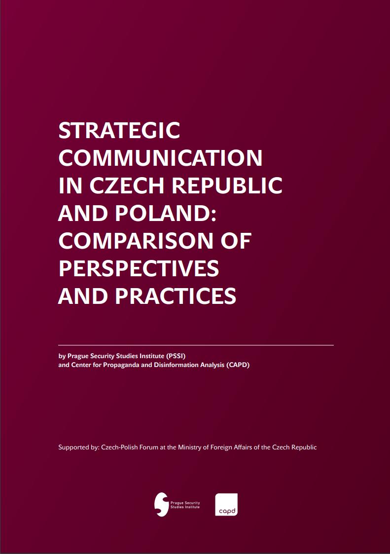Strategic communication in Czech Republic and Poland..