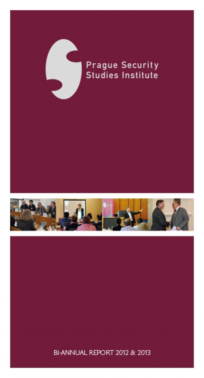 PSSI Bi-Annual Report 2012 & 2013