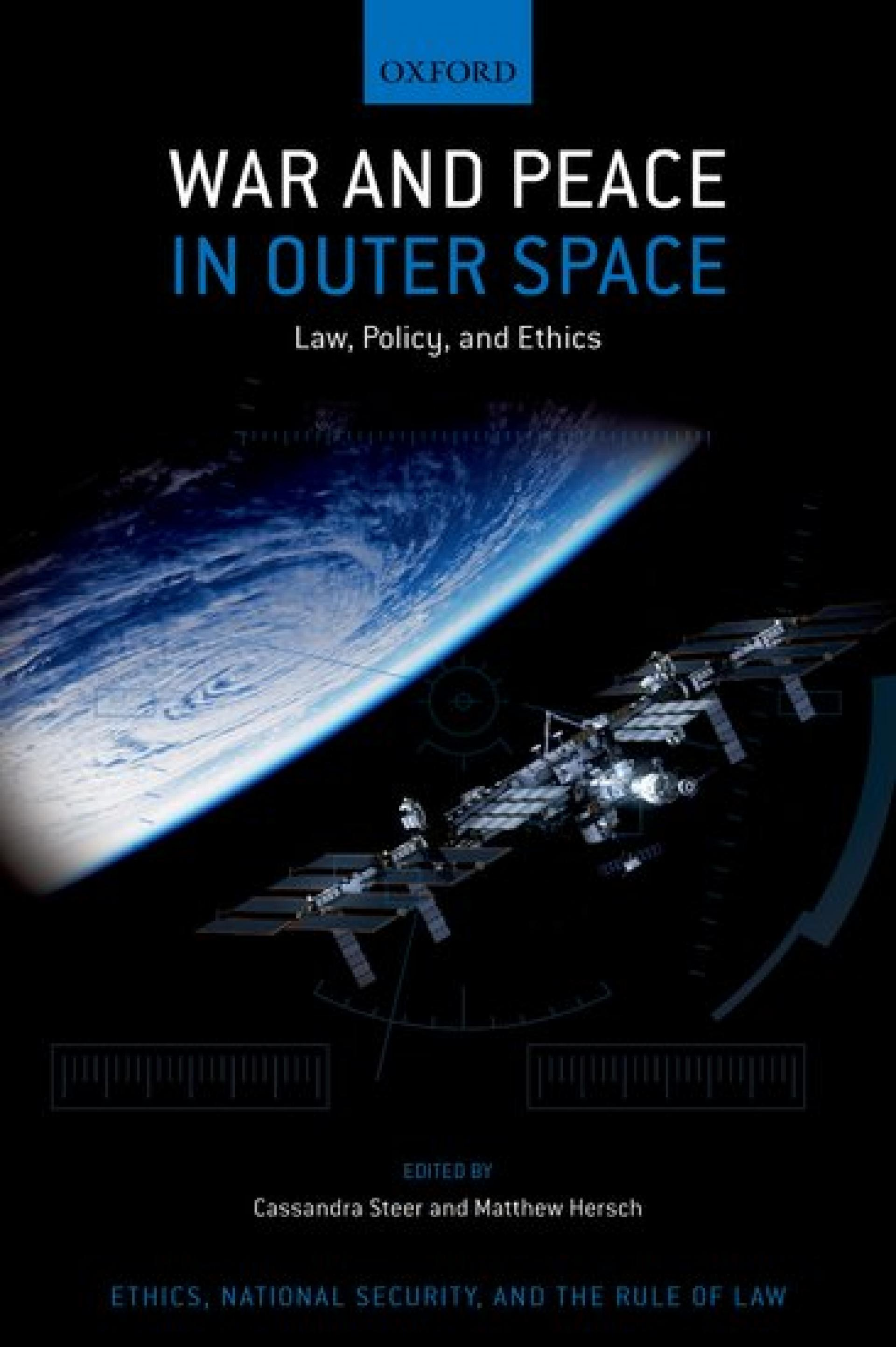 War and Peace in Outer Space Coverphoto