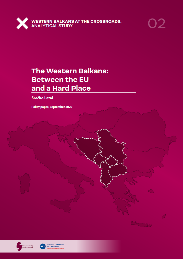 The Western Balkans Between the EU and a Hard Place Coverphoto