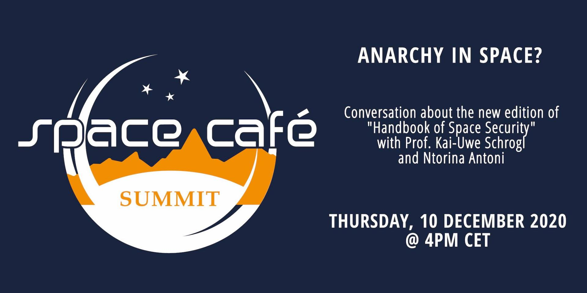 Space Cafe Summit banner
