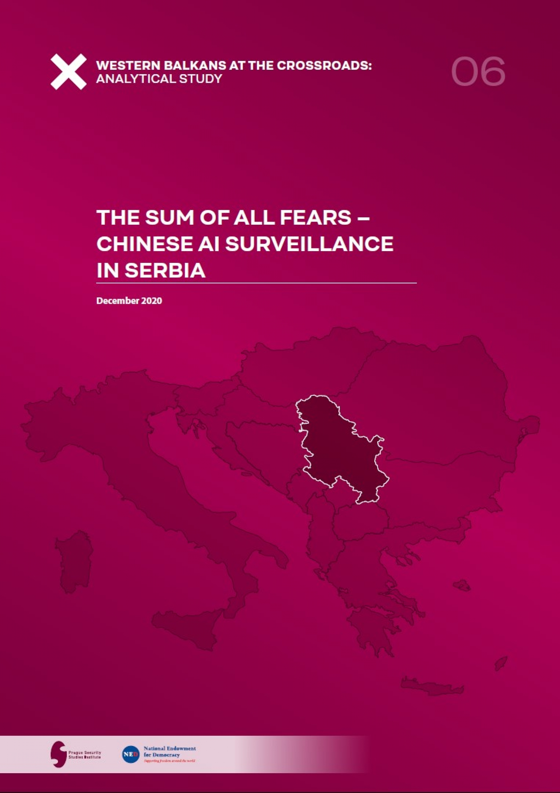 The Sum of All Fears – Chinese AI Surveillance in Serbia COVERPHOTO