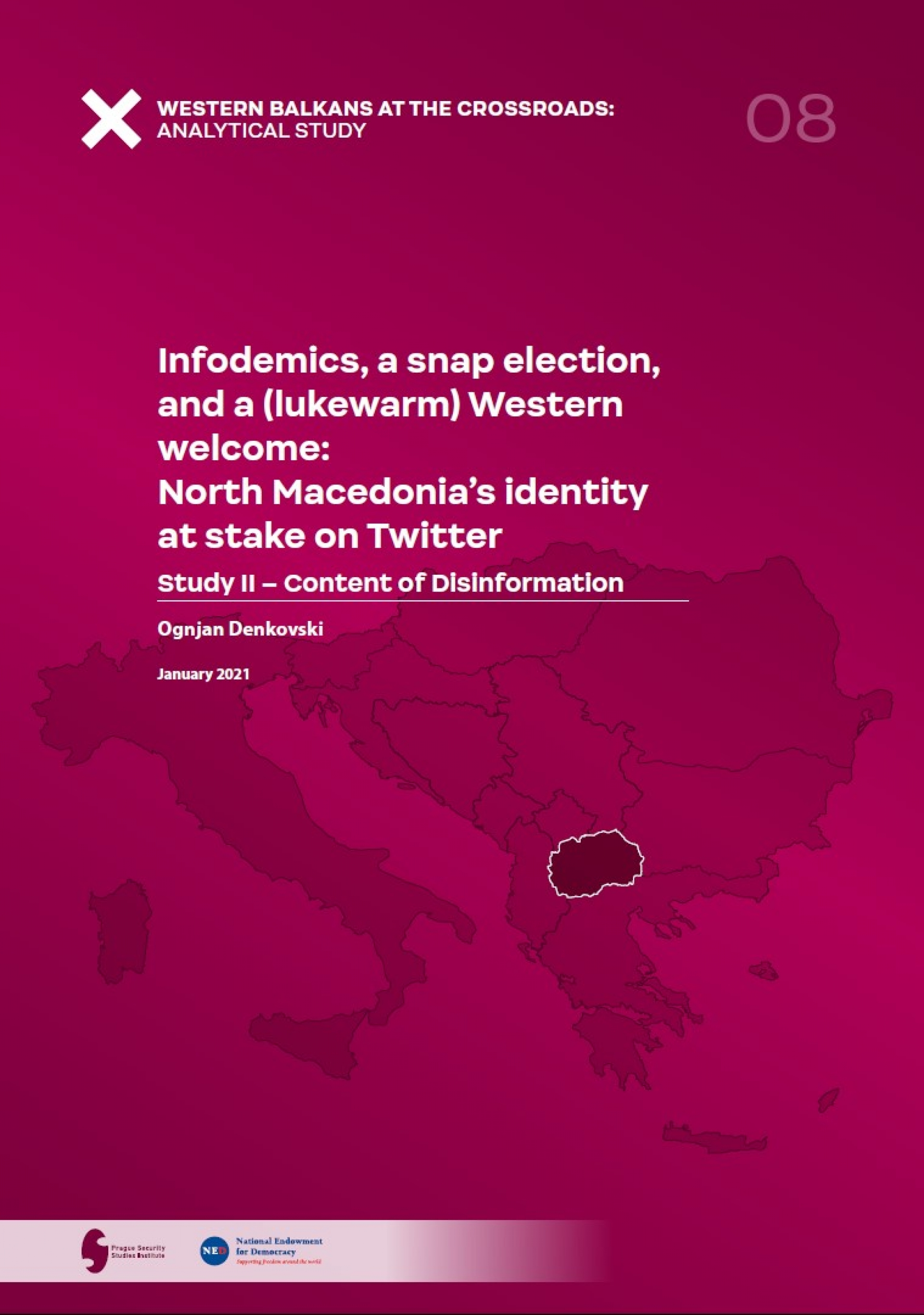 Infodemics,  a snap election, and a (lukewarm) Western welcome COVERPHOTO - study II