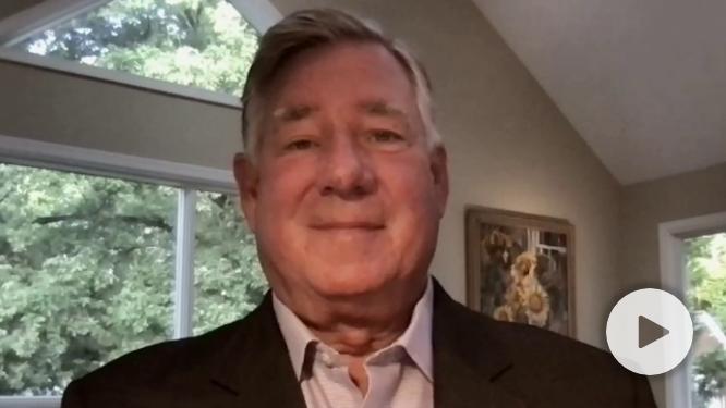 Roger Robinson Jr. on Fox Business September 21, 2021